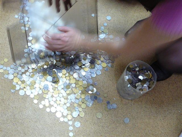 [Собери монетки... ] Фотоотчеты по акции  - изображение №8