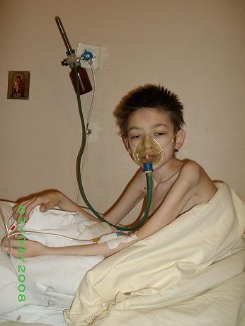 LIKAR.INFUND  Помощь больным детям Полищук Никита