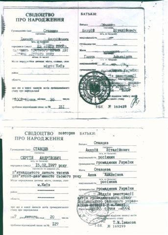 LIKAR.INFUND Помощь детям Ставцевы - многодетная семья (Киев)