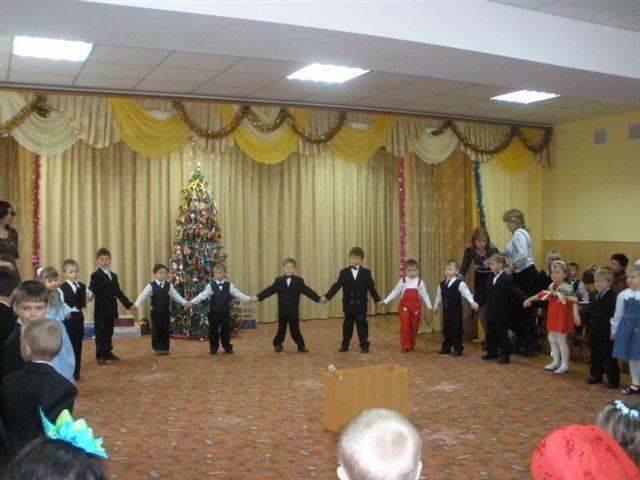 Поездка на День Святого Николая 19.12.2008 в Прилуцкий ДД- интернат  - изображение №1