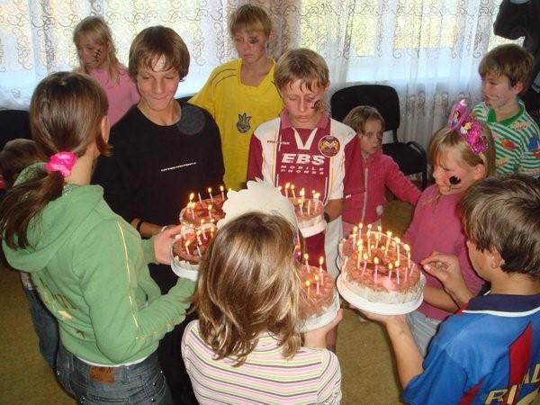 Октябрь - ноябрь 2008. Отчет о поездке в детский дом «Горобинка»  - изображение №1
