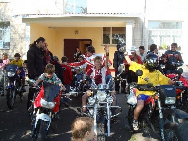 Октябрь - ноябрь 2008. Отчет о поездке в детский дом «Горобинка»  - изображение №2