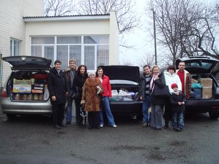 Октябрь - ноябрь 2008. Отчет о поездке в детский дом «Горобинка»  - изображение №3