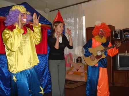 Октябрь - ноябрь 2008. Отчет о поездке в детский дом «Горобинка»  - изображение №4