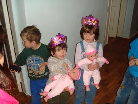 Октябрь - ноябрь 2008. Отчет о поездке в детский дом «Горобинка»  - изображение №5