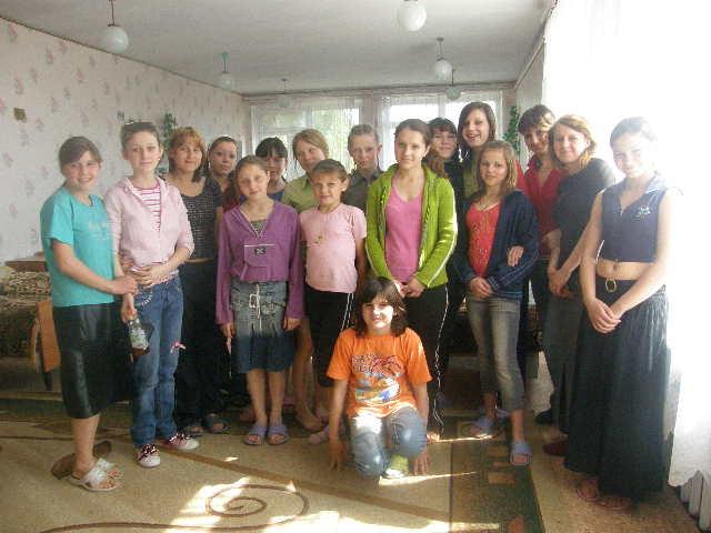 LIKAR.INFUND Помощь детдомам Украины Васильков