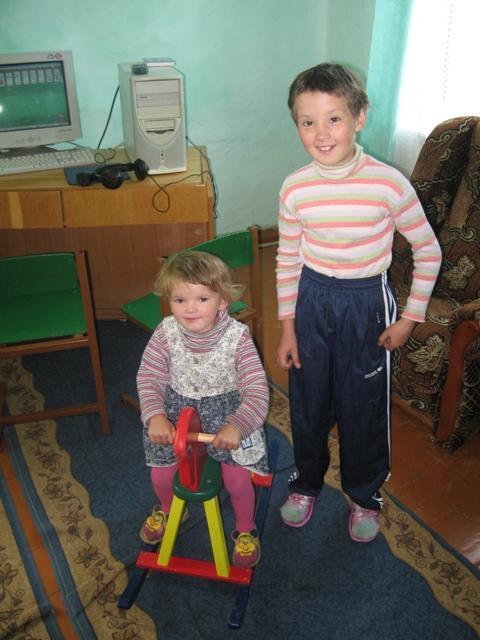 LIKARINFUND Помощь детдомам Украины. Лаврив