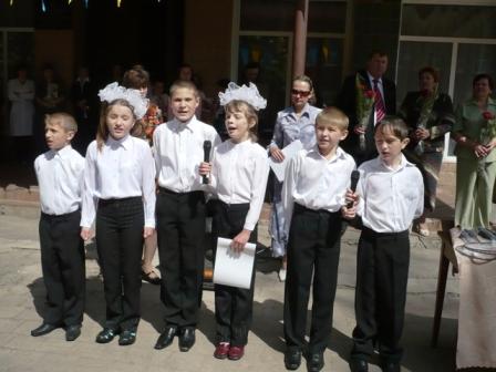 Отчет о посещении Интерната для умственно-отсталых детей г. Богодухова, лето 2008 - изображение №3