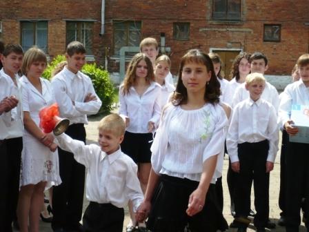 Отчет о посещении Интерната для умственно-отсталых детей г. Богодухова, лето 2008 - изображение №5