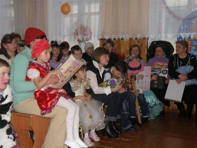 LIKAR.INFUND Помощь Изяславской школе-интернату