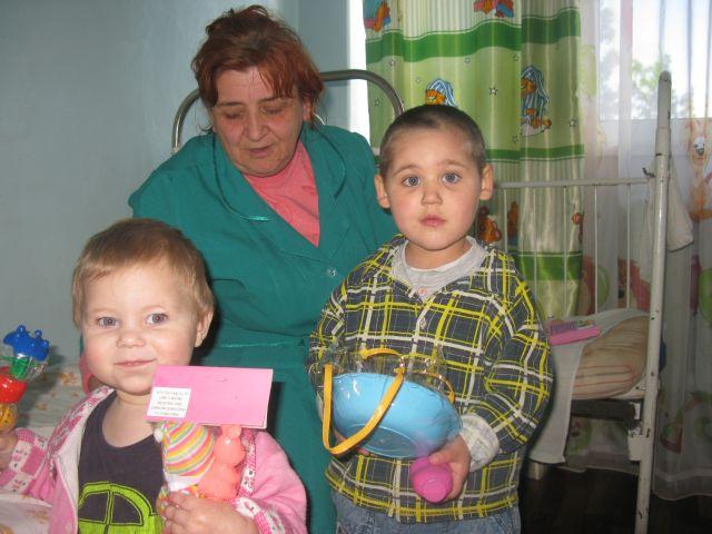 LIKAR.INFUND Помощь отказным детям Симферополь инфекционная больница