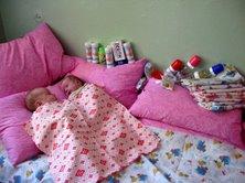 Ореховская ЦРБ, детское отделение. Август - сентябрь 2008 - изображение №2